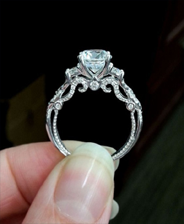 solitaire diamond ring design